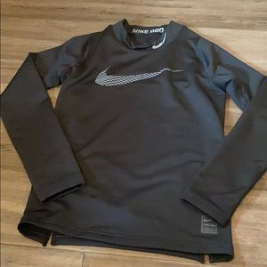 Nike pro youth top
